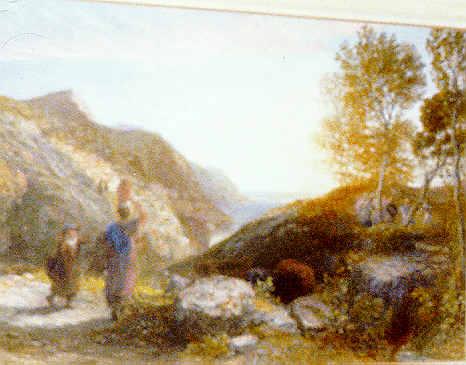 A Dream in the Apennine