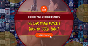 BookSweeps Jan 2020 Crime Fiction & Thriller contest