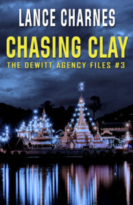 New cover image for CHASING CLAY