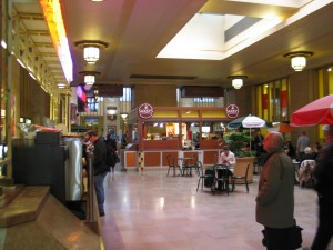 Food Court - Saxbys Coffee