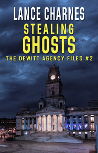 Stealing Ghosts cover