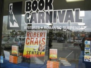 Book Carnival, Orange, CA